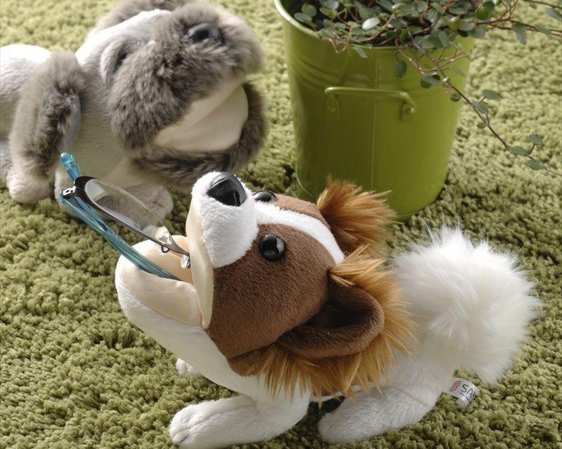 アニマルメガネスタンド犬シリーズ