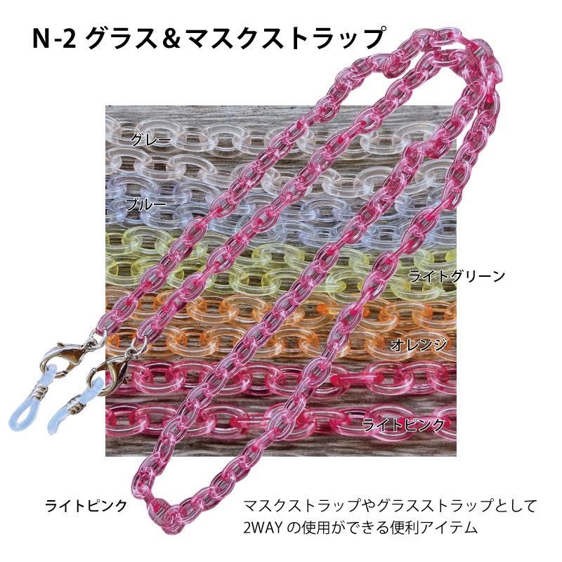 N-1グラス&マスクストラップ